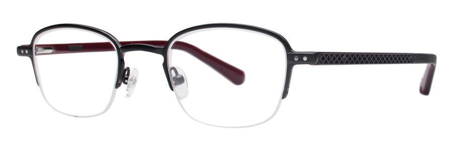 Original Penguin Eye THE GEORGE Black Eyeglasses Size46-22-145.00