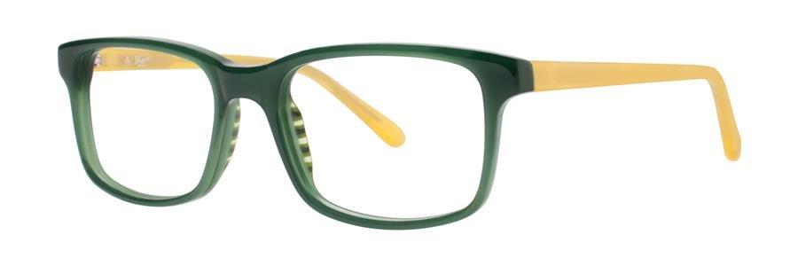 Original Penguin Eye THE HAYES JR Rifle Green Eyeglasses Size47-16-130.00
