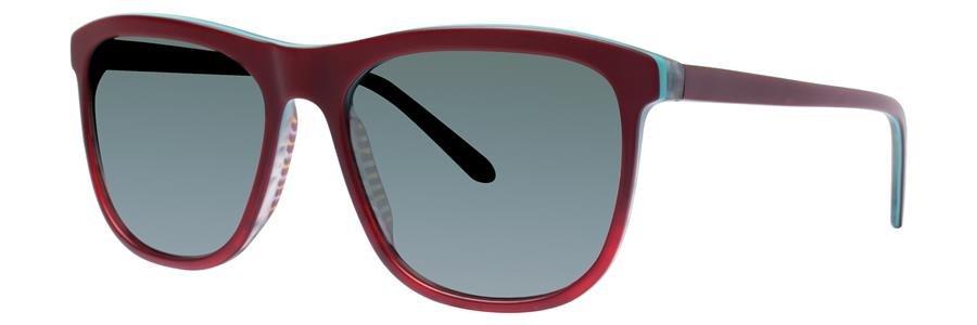 Original Penguin Eye THE HI TOP SUN Biking Red Sunglasses Size56-18-140.00