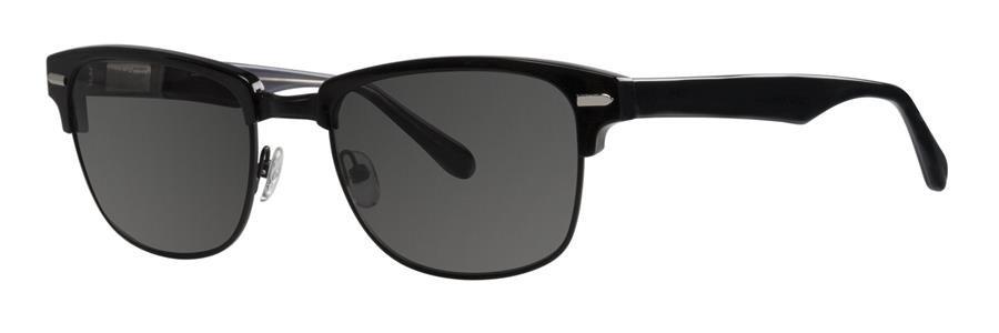 Original Penguin Eye THE HIGHPOCKETS Black Sunglasses Size53-19-141.00