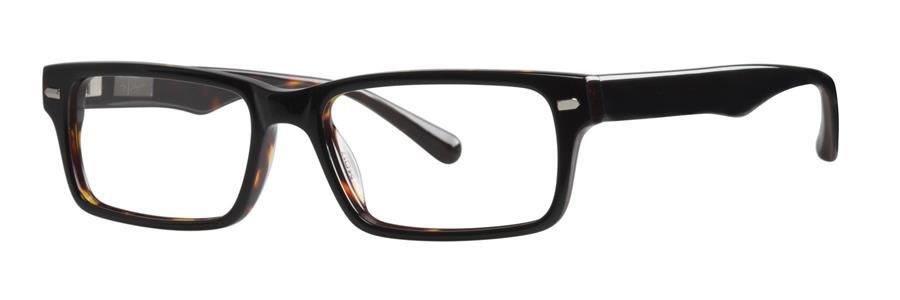 Original Penguin Eye THE HUCK Black Tortoise Eyeglasses Size52-17-140.00