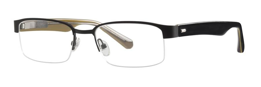 Original Penguin Eye THE JOHNNY Black Eyeglasses Size53-18-