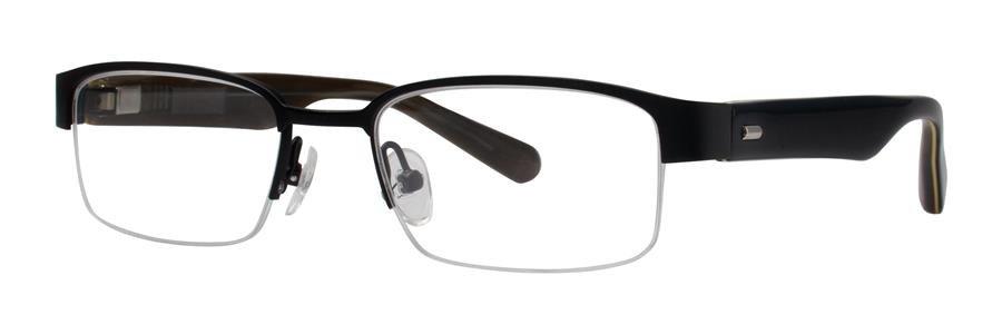 Original Penguin Eye THE JOHNNY JR Black Eyeglasses Size47-17-130.00