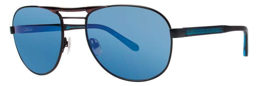 Original Penguin Eye THE KENT Black Sunglasses Size55-19-140.00