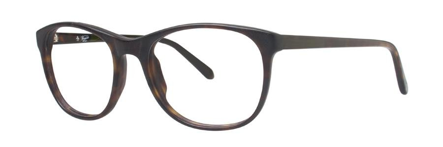 Original Penguin Eye THE LOGAN Matte Tortoise Eyeglasses Size52-18-140.00