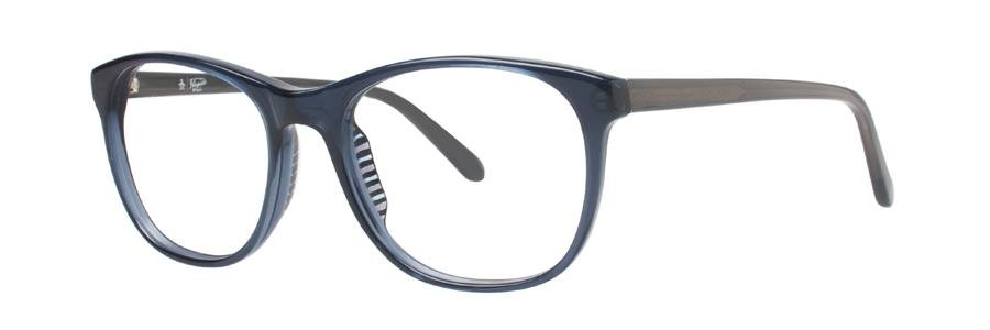 Original Penguin Eye THE LOGAN Vintage Indigo Eyeglasses Size52-18-140.00