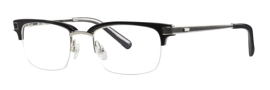 Original Penguin Eye THE LUTHER Black Eyeglasses Size50-20-135.00