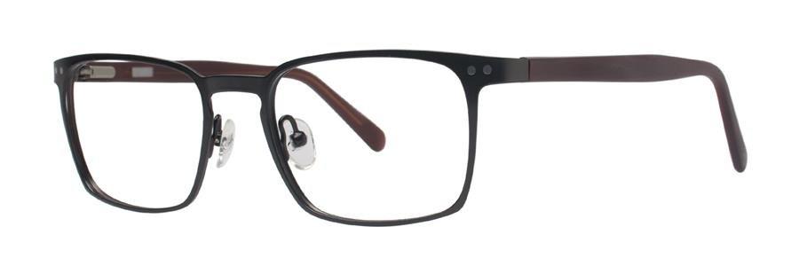 Original Penguin Eye THE PAULIE Black Eyeglasses Size49-18-135.00
