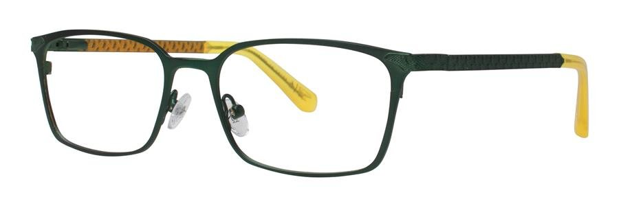 Original Penguin Eye THE PETERSON Rifle Green Eyeglasses Size54-17-145.00