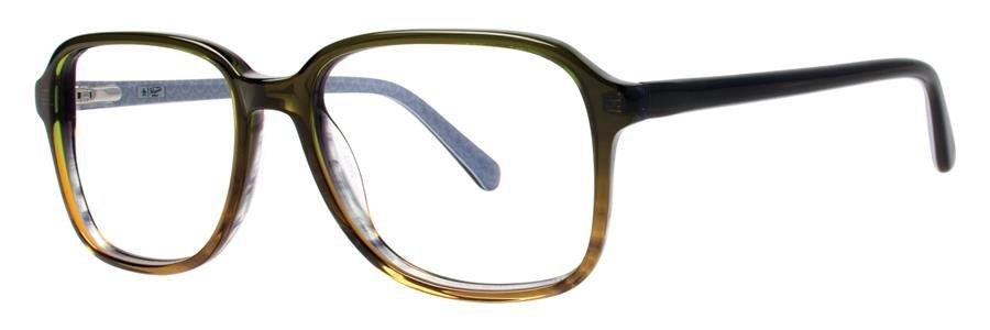 Original Penguin Eye THE ROGER Loden Green Eyeglasses Size54-17-140.00