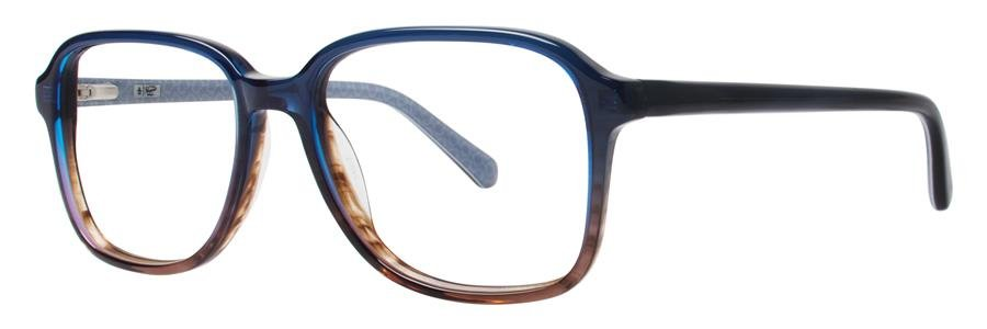 Original Penguin Eye THE ROGER Mazarine Blue Eyeglasses Size54-17-140.00