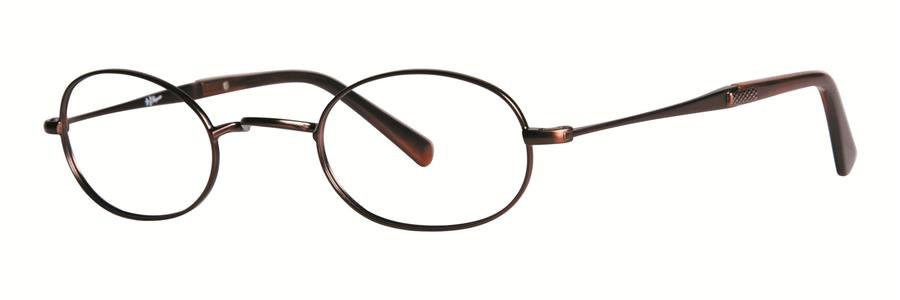 Original Penguin Eye THE ROOSEVELT Brown Eyeglasses Size45-25-140.00