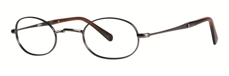 Original Penguin Eye THE ROOSEVELT Gunmetal Eyeglasses Size45-25-140.00