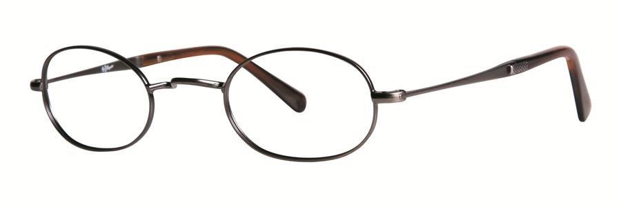 Original Penguin Eye THE ROOSEVELT Gunmetal Eyeglasses Size45-25-140.00