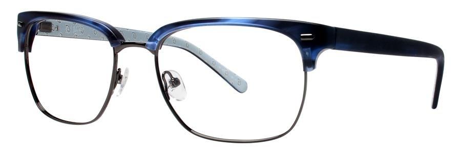 Original Penguin Eye THE SLY Navy Eyeglasses Size53-18-140.00