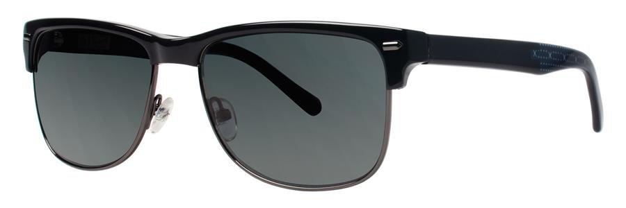 Original Penguin Eye THE SNEAD Black Sunglasses Size55-16-135.00