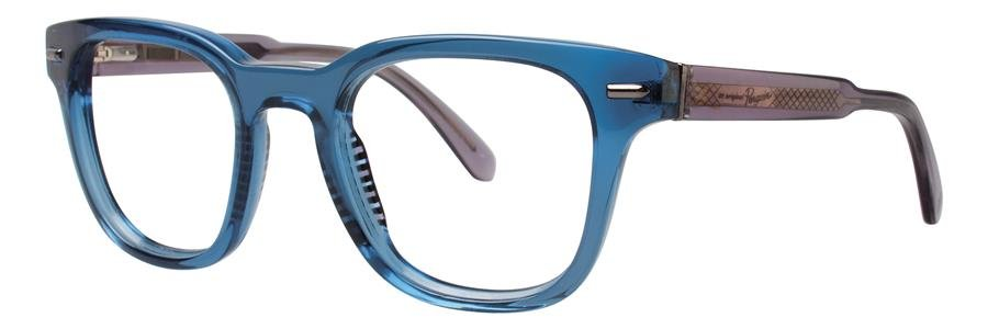 Original Penguin Eye THE STANLEY Vintage Indigo Eyeglasses Size48-21-140.00