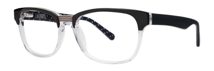 Original Penguin Eye THE STOLZ Black Eyeglasses Size53-17-145.00