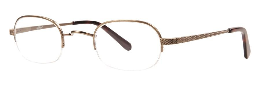Original Penguin Eye THE TAFT Bronze Eyeglasses Size43-25-140.00