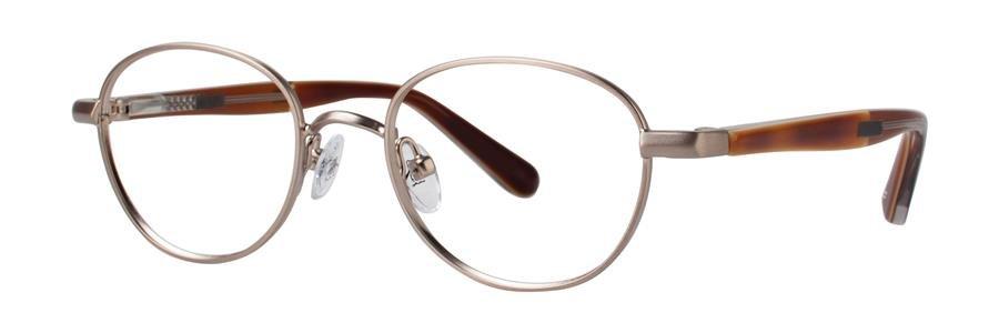 Original Penguin Eye THE TEDDY JR Gold Eyeglasses Size43-17-130.00