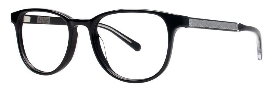Original Penguin Eye THE TETER Black Eyeglasses Size53-19-145.00