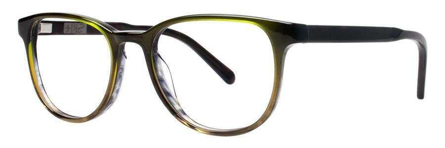 Original Penguin Eye THE TETER Loden Green Eyeglasses Size53-19-145.00