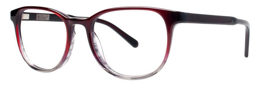 Original Penguin Eye THE TETER Rum Raisin Eyeglasses Size51-19-140.00