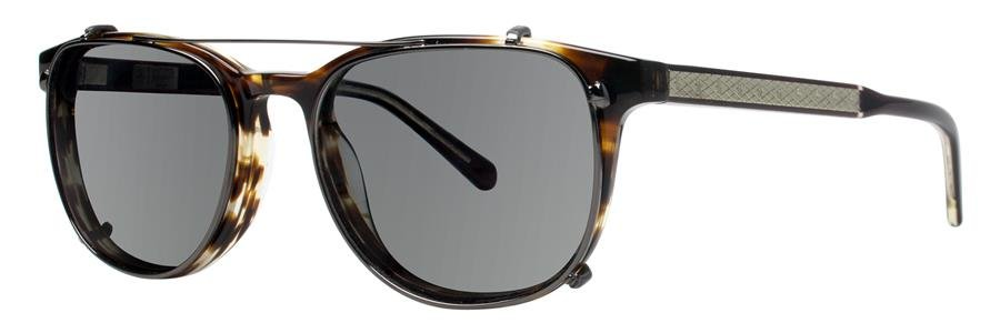 Original Penguin Eye THE TETER CLIP Gunmetal Sunglasses Size53-0-53.00