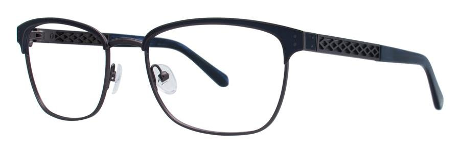Original Penguin Eye THE WAYNE Navy Eyeglasses Size53-18-135.00