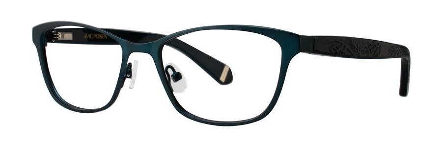 Zac Posen THELMA Blue Eyeglasses Size51-16-130.00
