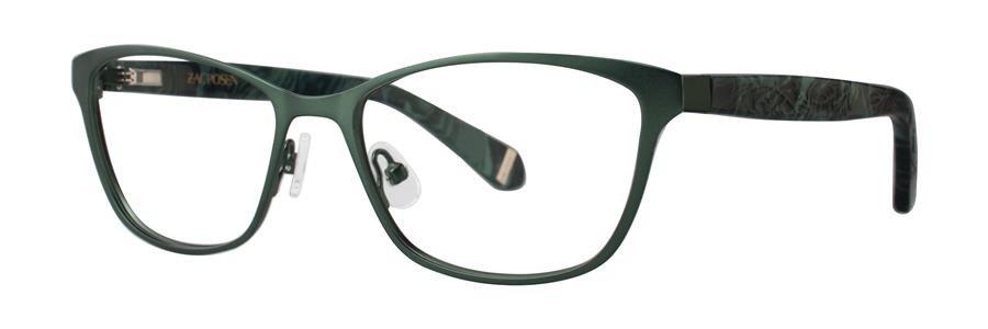 Zac Posen THELMA Malachite Eyeglasses Size53-16-135.00