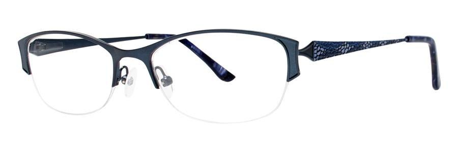 Dana Buchman TILLY Teal Eyeglasses Size52-17-130.00