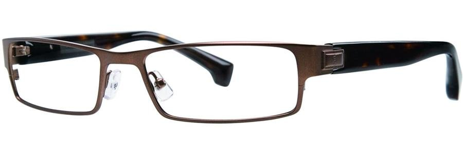 Republica TORONTO Brown Eyeglasses Size54-17-138.00
