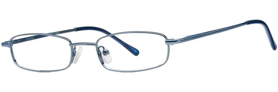 Gallery TREVOR Navy Eyeglasses Size45-17-130.00