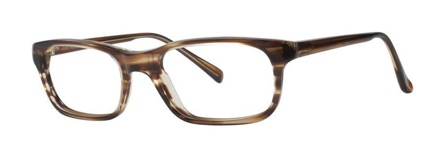 Vera Wang TRISTINE Tabac Eyeglasses Size52--135.00