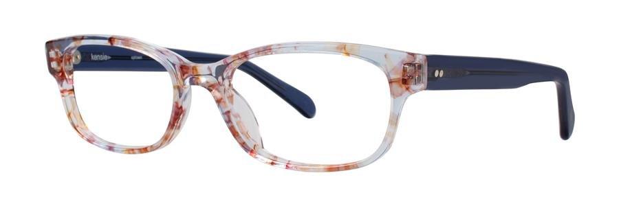 kensie UPTOWN Crystal Sky Eyeglasses Size52-17-135.00