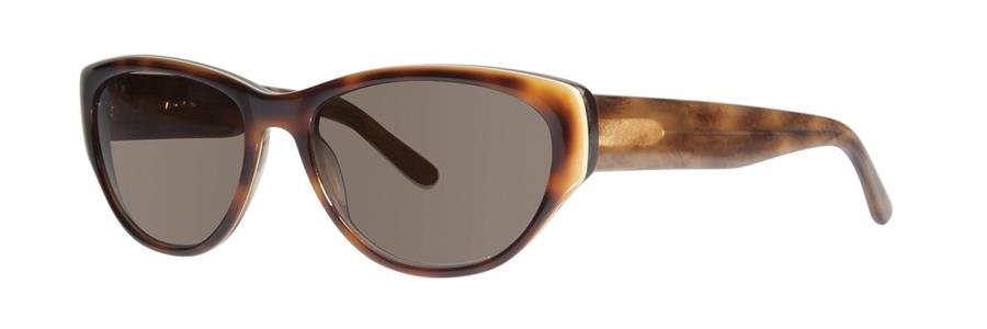 Vera Wang V269 Honey Tortoise Sunglasses Size55--140.00