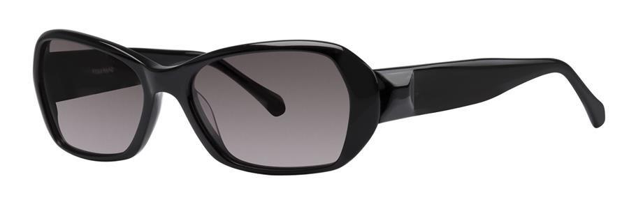 Vera Wang V270 Black Sunglasses Size54-17-135.00