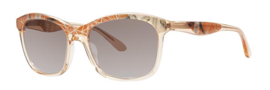 Vera Wang V285 Tangerine Cathedral Sunglasses Size54-18-135.00
