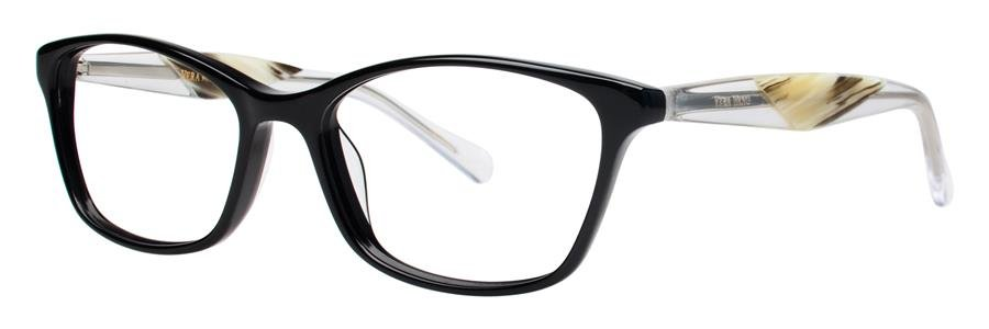 Vera Wang V322 Black Sunglasses Size50-16-130.00