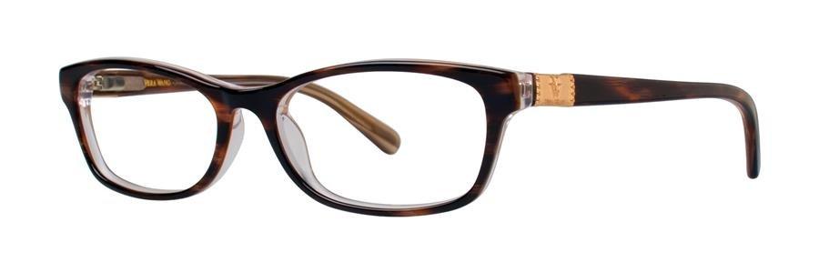 Vera Wang V337 Horn Sunglasses Size52-16-135.00