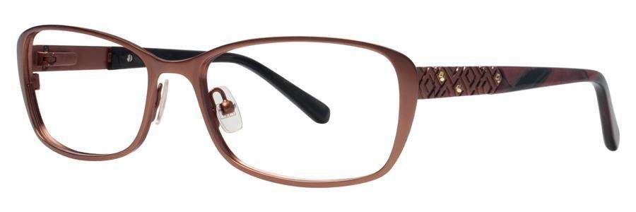 Vera Wang V341 Brown Sunglasses Size53-16-130.00