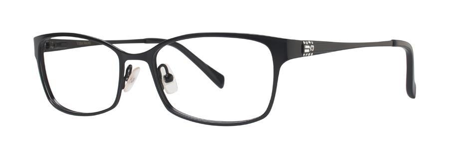 Vera Wang V350 Black Sunglasses Size53-16-137.00