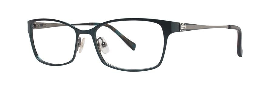 Vera Wang V350 Teal Sunglasses Size51-16-132.00