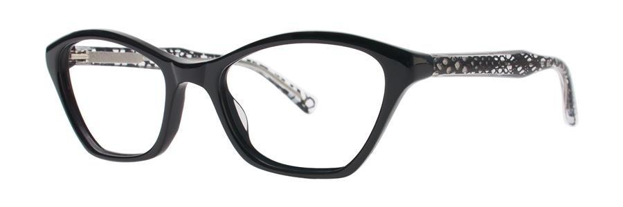 Vera Wang V364 Black Sunglasses Size49-17-130.00