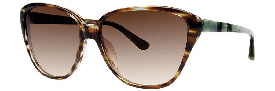 Vera Wang V402 Spring Tortoise Sunglasses Size57-17-140.00