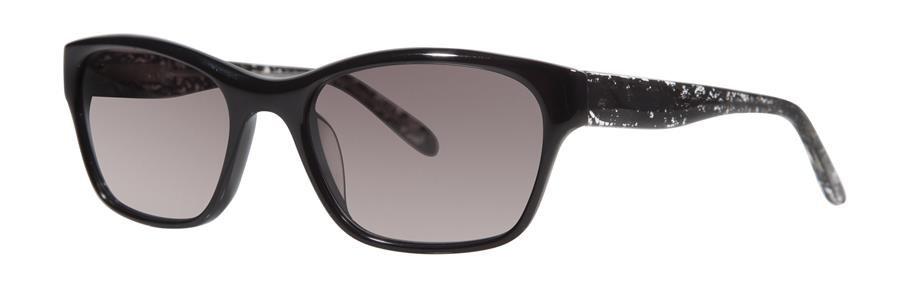Vera Wang V406 Black Sunglasses Size52-18-135.00