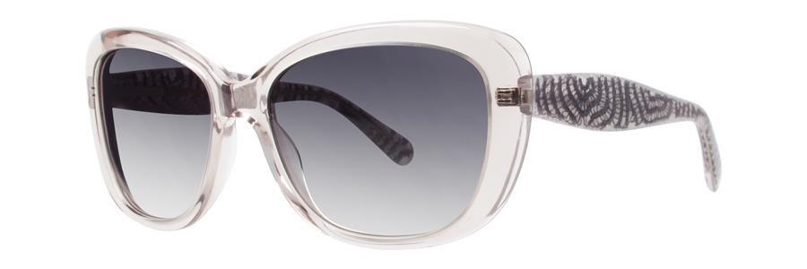 Vera Wang V412 Grey Crystal Sunglasses Size54-16-130.00