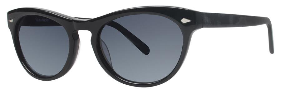 Vera Wang V413 Black Sunglasses Size50-18-140.00