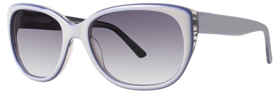 Vera Wang V418 Gray Sunglasses Size53-17-135.00